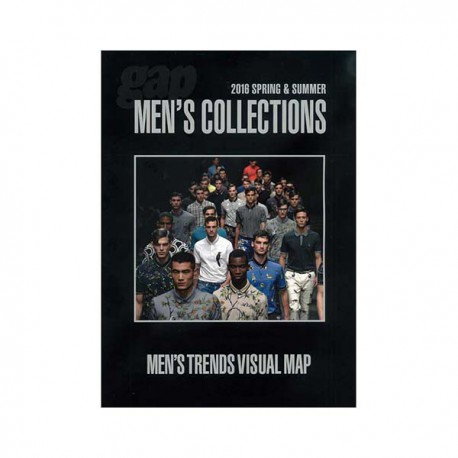COLLECTIONS MEN TREND VISUAL MAP S-S 2016