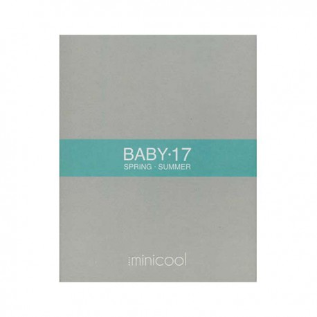 MINICOOL S-S 2017 ORIGINAL GRAPHIC DESIGN FOR BABIES