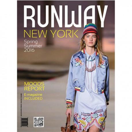 CLOSE -UP RUNWAY NEW YORK S-S 2016