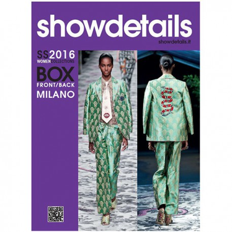 SHOWDETAILS BOX FRONT-BACK MILANO S-S 2016