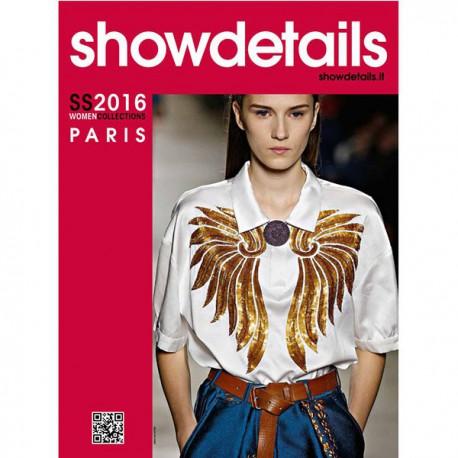 SHOWDETAILS PARIS S-S 2016
