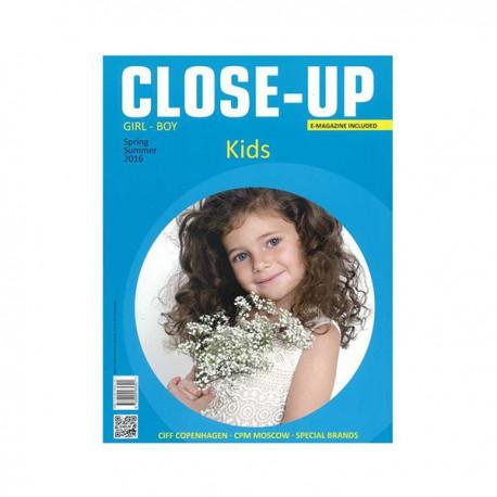 CLOSE UP KIDS S-S 2016 Shop Online
