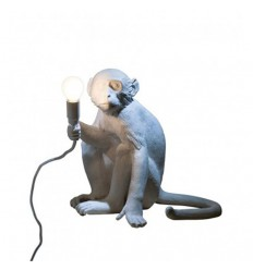 SELETTI MONKEY LAMP SEDUTA Riferimento 14882