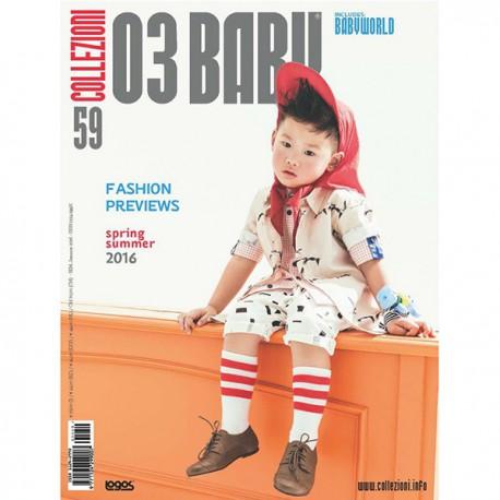 COLLEZIONI BABY 59 S-S 2016