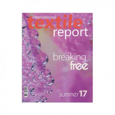INTERNATIONAL TEXTILE REPORT SUMMER 2017