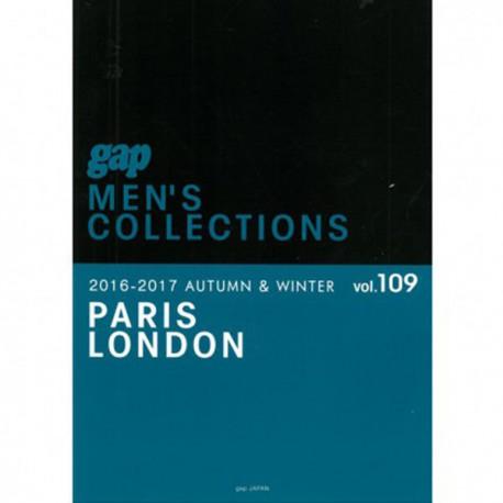 MEN'S COLLECTIONS 109 PARIS-LONDON A-W 2016-17