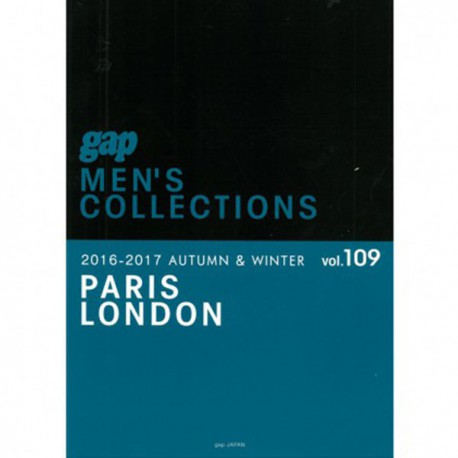 MEN'S COLLECTIONS 109 PARIS-LONDON A-W 2016-17
