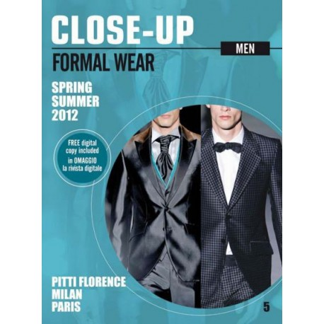 CLOSE UP MEN FORMAL WEAR 05 S-S 2012 Miglior Prezzo