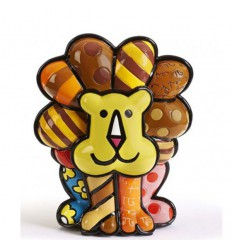 BRITTO FIGURINA LEONE FAITH LIMITED EDITION Miglior Prezzo
