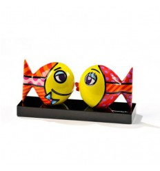 BRITTO FIGURINA 2 PESCI Shop Online