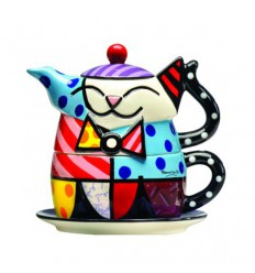 BRITTO TEA FOR ONE CAT Shop Online