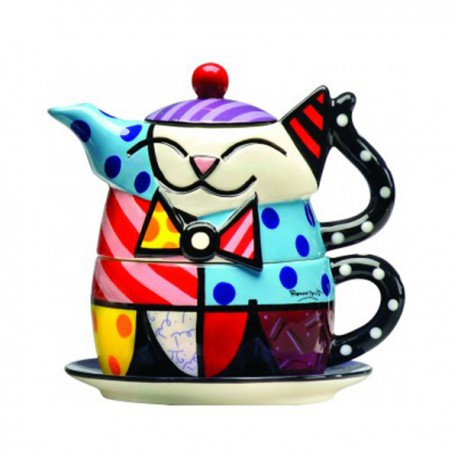 BRITTO TEA FOR ONE CAT