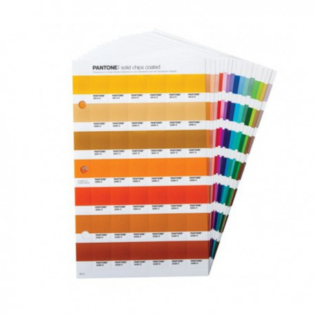 PANTONE SOLID CHIPS COATED + UNCOATED SUPPLEMENT