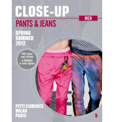 CLOSE UP MEN PANTS E JEANS 05 S-S 2012 Miglior Prezzo