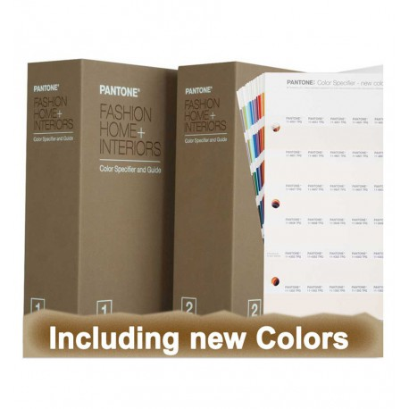 PANTONE FASHION HOME + INTERIORS COLOR SPECIFIER TPG