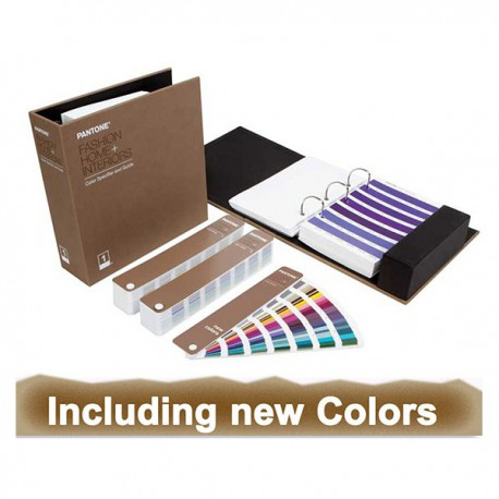 PANTONE TEXTILE PAPER GREEN FHI SPECIFIER AND GUIDE SET