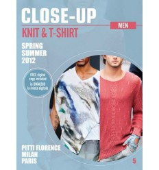 CLOSE UP MEN KNIT & T SHIRT 05 S-S 2012 Miglior Prezzo