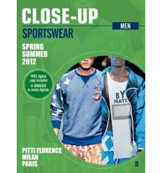CLOSE UP MEN SPORTSWEAR 05 S-S 2012 Miglior Prezzo