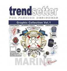 Trendsetter Marine & Classic Graphic Collection Vol. 1