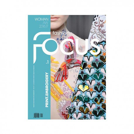 FASHION FOCUS WOMAN PRINT EMBROIDERY 1 A-W 2016-17