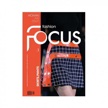 FASHION FOCUS WOMAN SKIRTS PANTS 1 A-W 2016-17