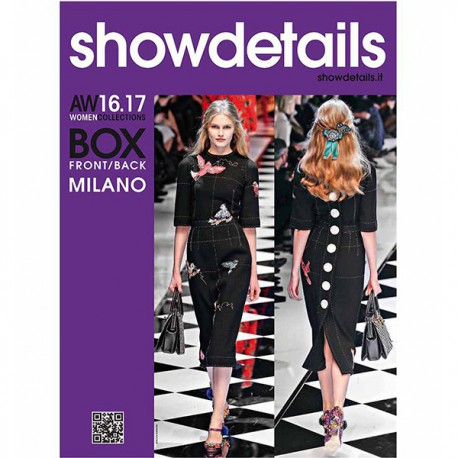 SHOWDETAILS BOX FRONT-BACK MILANO A-W 2016-17
