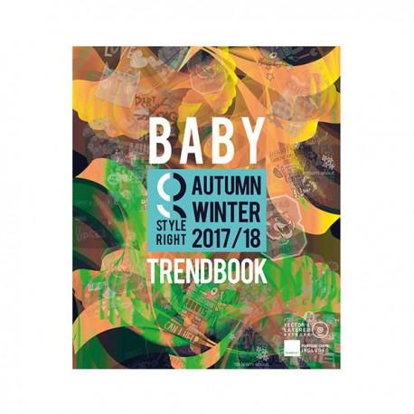 STYLE RIGHT BABYWEAR TRENDBOOK A-W 2017-18 INCL. DVD