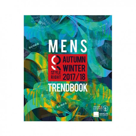 STYLE RIGHT MENSWEAR TRENDBOOK A-W 2017-18 INCL. DVD