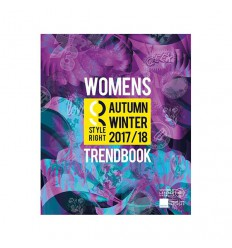 STYLE RIGHT WOMENSWEAR TRENDBOOK A-W 2017-18 INCL. DVD Shop
