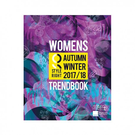 STYLE RIGHT WOMENSWEAR TRENDBOOK A-W 2017-18 INCL. DVD