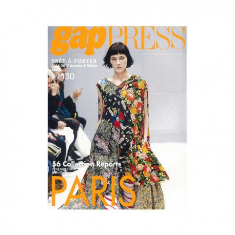 GAP PRESS 130 PARIS A-W 2016-17
