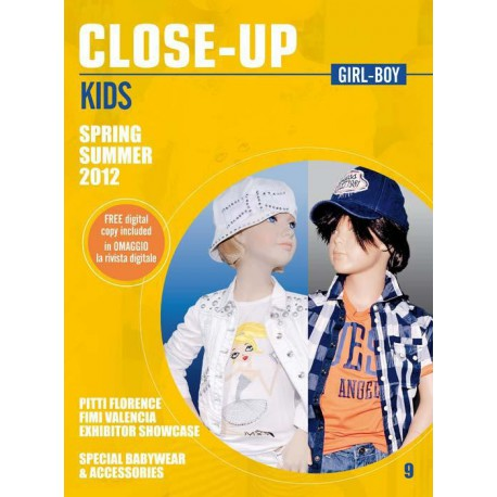CLOSE UP KIDS 09 S-S 2012