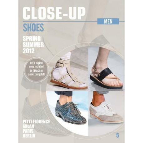 CLOSE UP MEN SHOES 05 S-S 2012 Miglior Prezzo