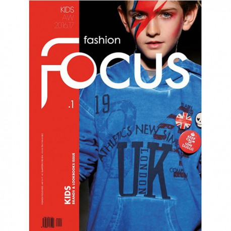 FASHION FOCUS KIDS 01 A-W 2016-17