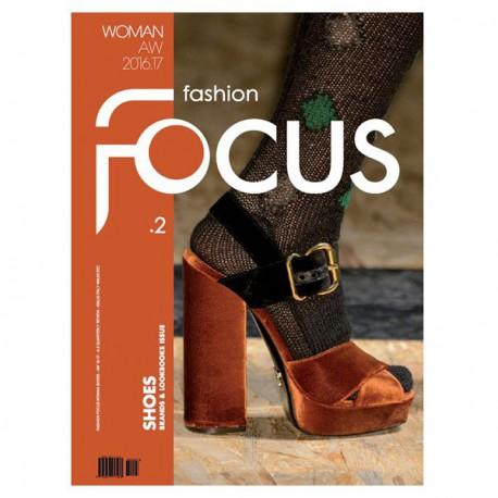 FASHION FOCUS WOMAN SHOES 2 A-W 2016-17 Miglior Prezzo