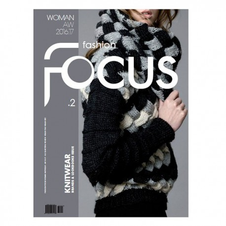 FASHION FOCUS WOMAN KNITWEAR 2 A-W 2016-17