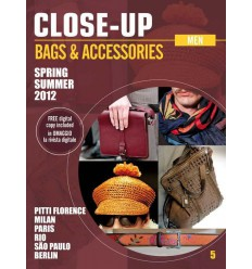 CLOSE UP MEN BAGS & ACCESSORIES 05 S-S 2012 Miglior Prezzo