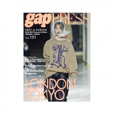 GAP PRESS 131 LO-TO A-W 2016-17