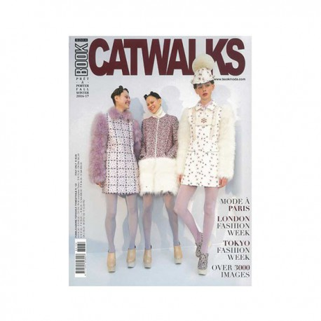 BOOK MODA CATWALKS 132 A-W 2016-17