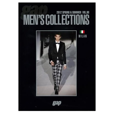 COLLECTIONS MEN MILAN VOL.90 S-S 2012 Miglior Prezzo