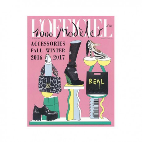 L'OFFICIEL 1000 MODELS ACCESSORI 164 A-W 2016-17