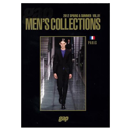 COLLECTIONS MEN PARIS VOL. 91 S-S 2012