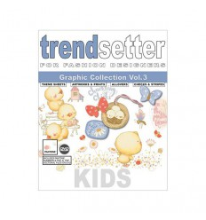 TRENDSETTER KIDS GRAPHIC COLLECTION VOL 3 INCL DVD Miglior