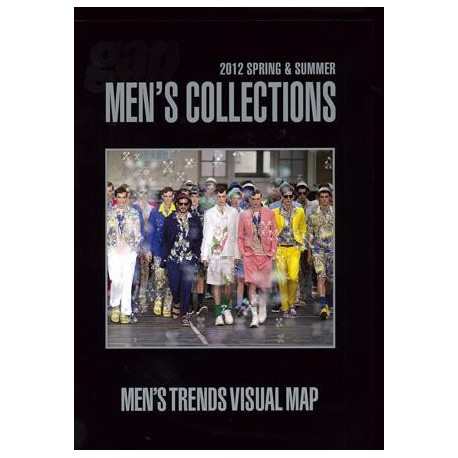 COLLECTIONS MEN TREND VISUAL MAP S-S 2012