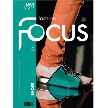 FASHION FOCUS MAN SHOES S-S 2017