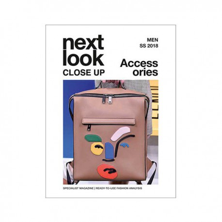 NEXT LOOK CLOSE UP MEN ACCESSORIES 01 S-S 2018