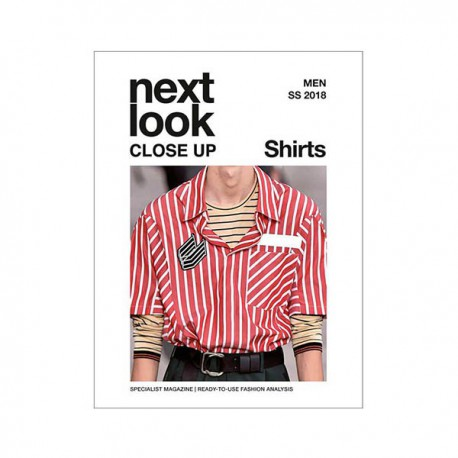 NEXT LOOK CLOSE UP MEN SHIRTS 01 S-S 2018