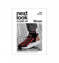 NEXT LOOK CLOSE UP MEN SHOES 01 S-S 2018 Miglior Prezzo