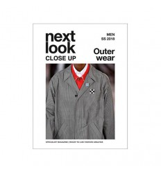 NEXT LOOK CLOSE UP MEN OUTERWEAR 01 S-S 2018