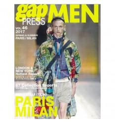GAP PRESS MEN 46 PARIS- MILAN S-S 2017